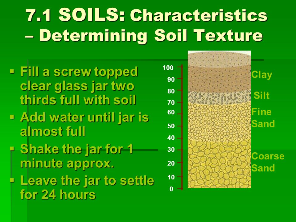 Soils pedology the scientific study of soils the surface for What are soil characteristics