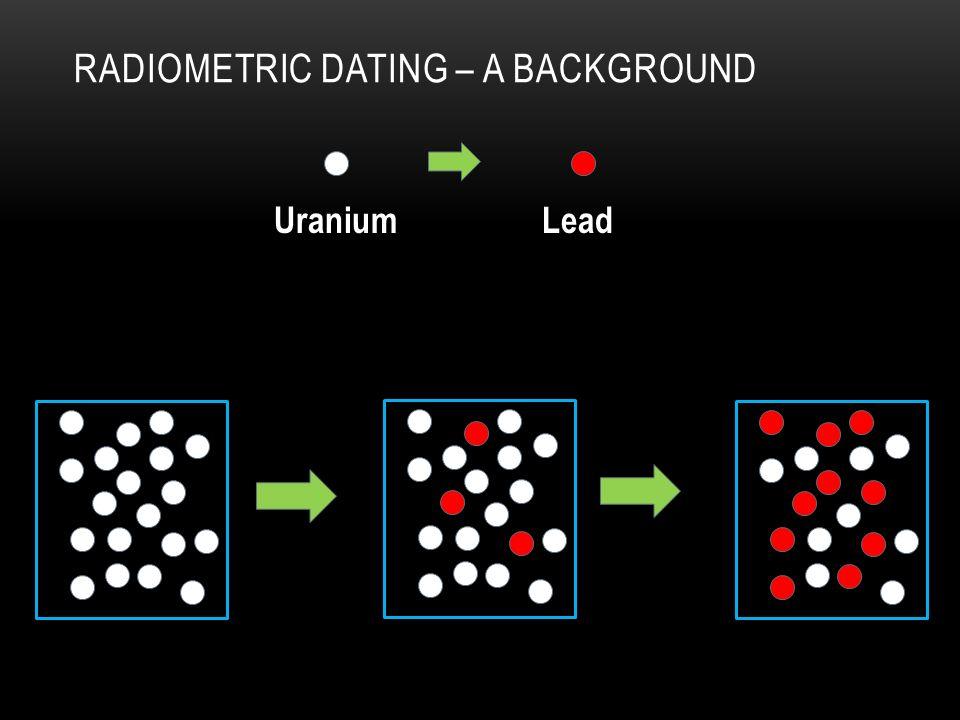 Uranium lead dating assumptions of regression 4
