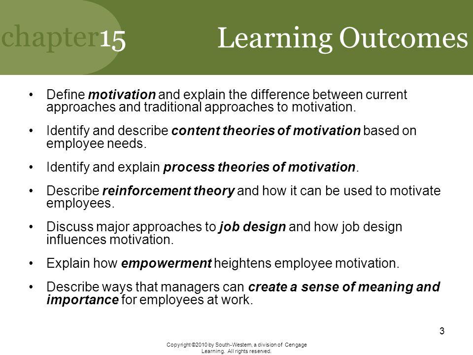 explain how empowerment heightens employee motivation