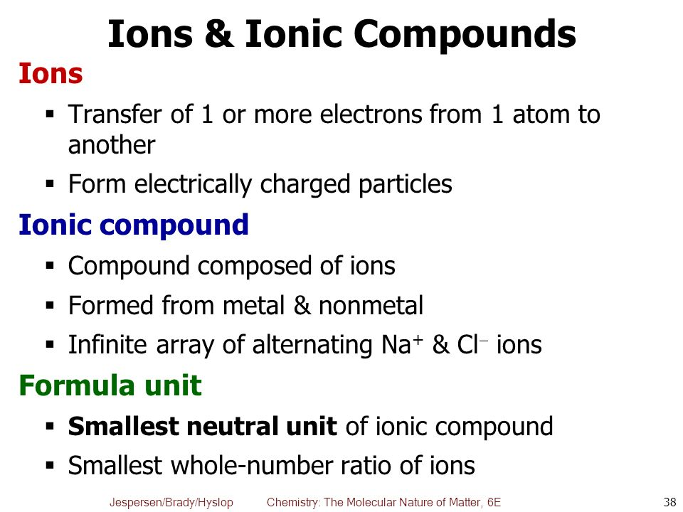 Chapter 3: Elements, Compounds, and the Periodic Table - ppt video ...