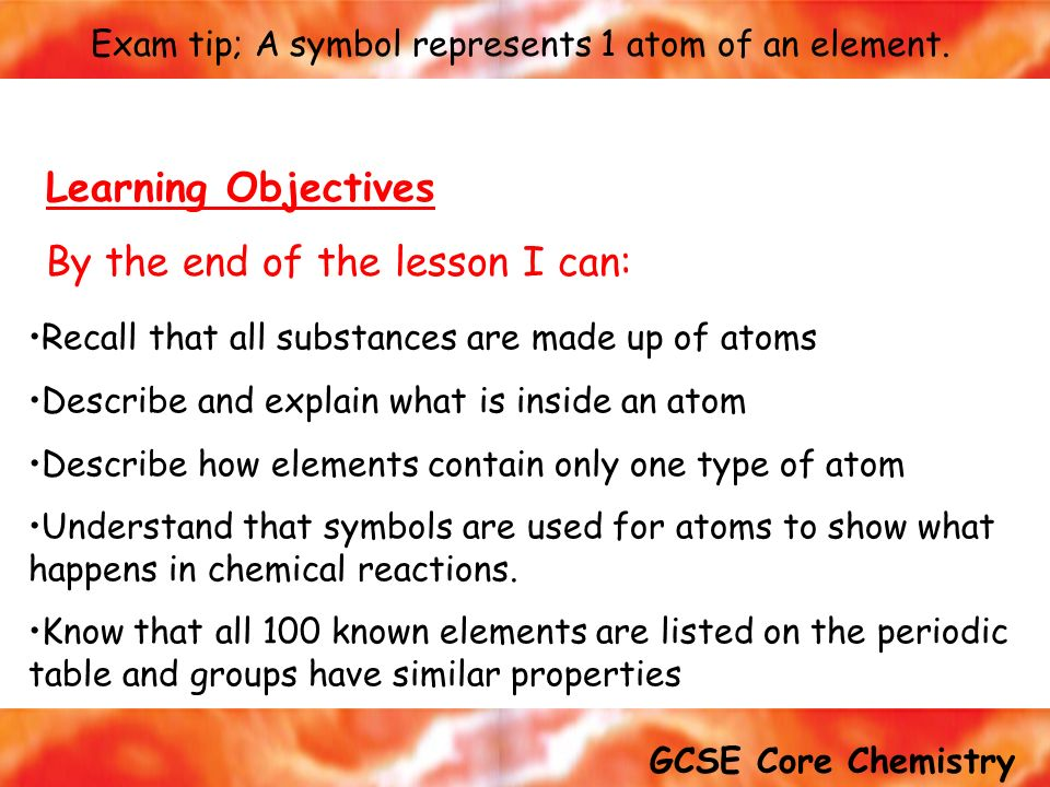 Atoms and elements key words atom compound electron element 2 by urtaz