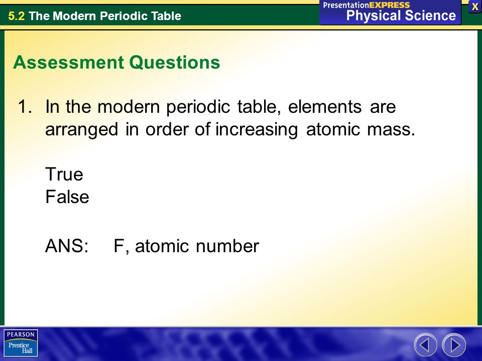 Variation across a period valence electrons ppt video online download assessment questions in the modern periodic table elements are arranged in order of increasing atomic urtaz Gallery