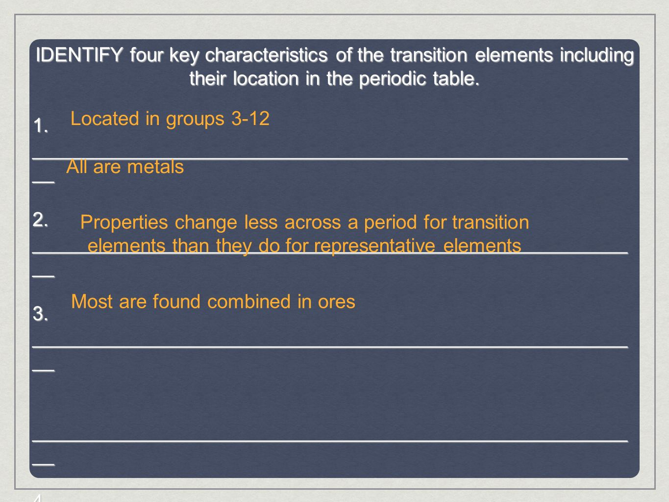 Section 1 introduction to the periodic table ppt video online 17 most gamestrikefo Images