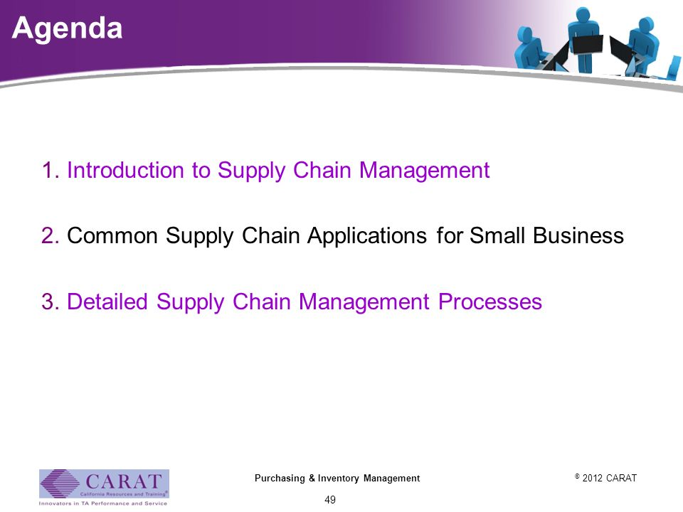 introduction to supply chain management system Supply chain management version: 10 subject index: 581: production/scheduling, 331: inventory/production, 831: transportation one liner: an overview of various methods in supply chain management, including supply chain design, production scheduling, and distribution considerations body: an introduction to supply chain management.