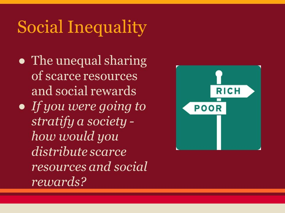 5 facts about economic inequality