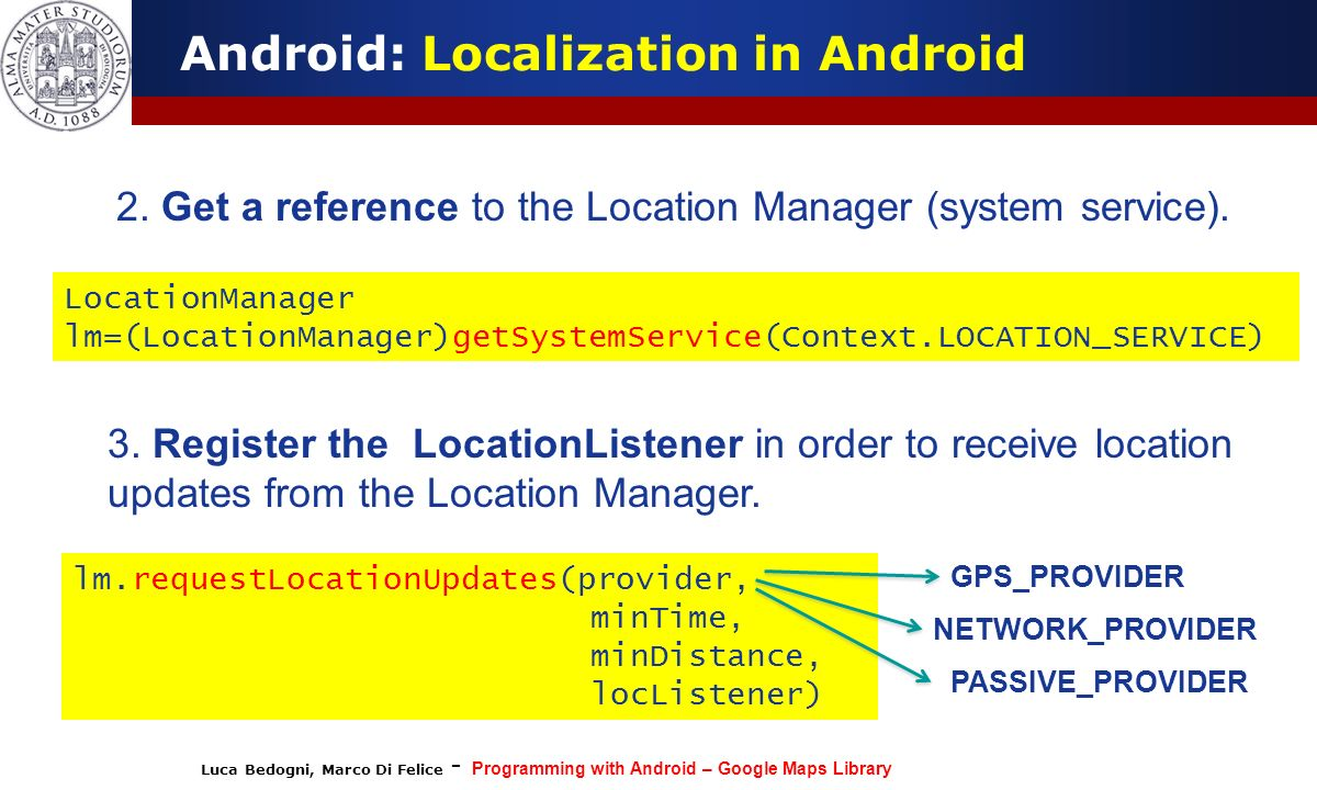 Android gps onlocationchanged not called dating 5