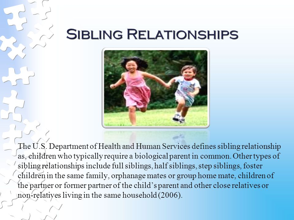 an analysis of the correlation between birth order and the relationship of a child with parent Sometimes, when a family is going through a major change (for example, a divorce, a death in the family, or a move), a parent-child relationship can look disorganized for a short time it usually lasts only as long as the situation does.
