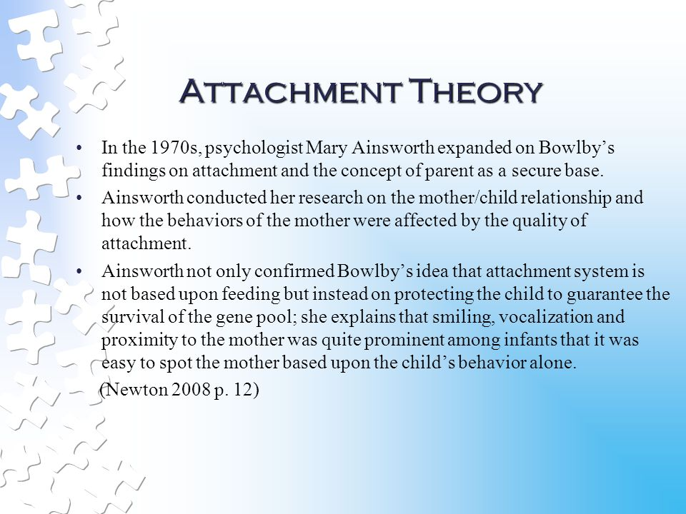 The Attachment System Throughout the Life Course: Review and Criticisms of Attachment Theory