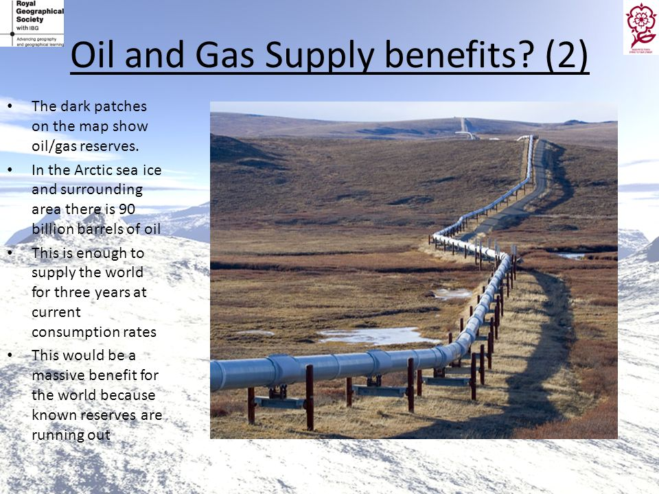 Oil and Gas Supply benefits (2)