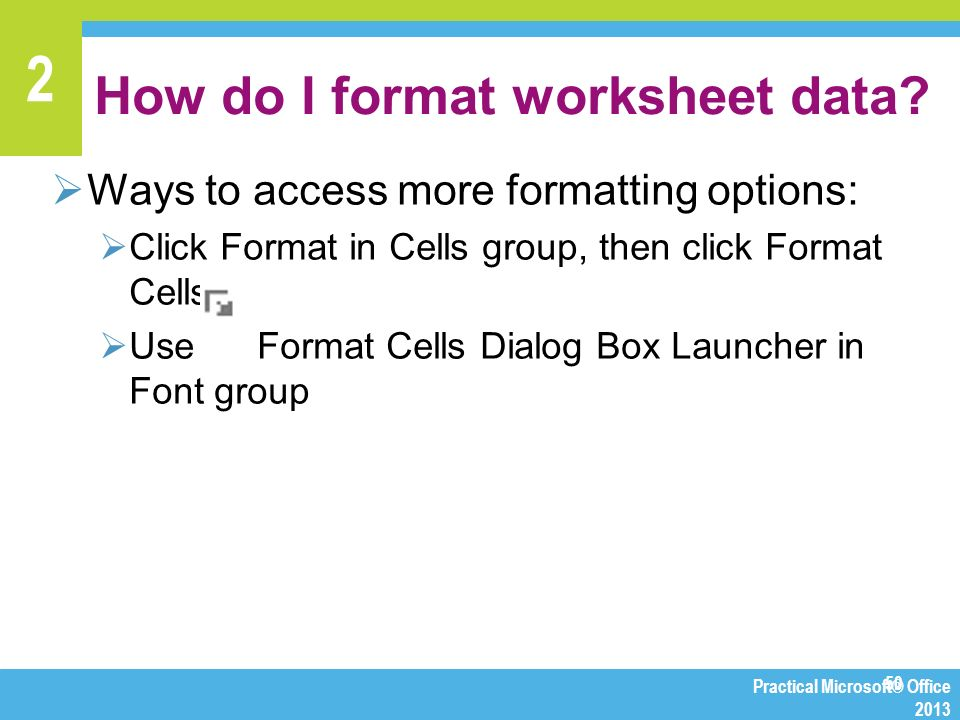Earned Income Tax Credit Worksheet Pdf Chapter  Manipulating Numbers With Excel  Ppt Download Online Worksheet Excel with Amortization Payment Schedule Worksheet Excel How Do I Format Worksheet Data Checking Account Worksheets Word