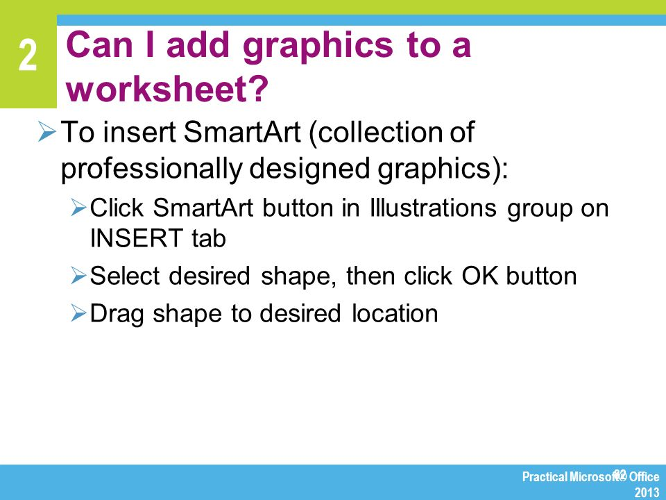 Worksheets Scientific Notation Pdf Chapter  Manipulating Numbers With Excel  Ppt Download 3rd Grade Fraction Worksheets Excel with Year 1 Literacy Worksheets Excel Can I Add Graphics To A Worksheet Counting Worksheets For Kindergarten Free