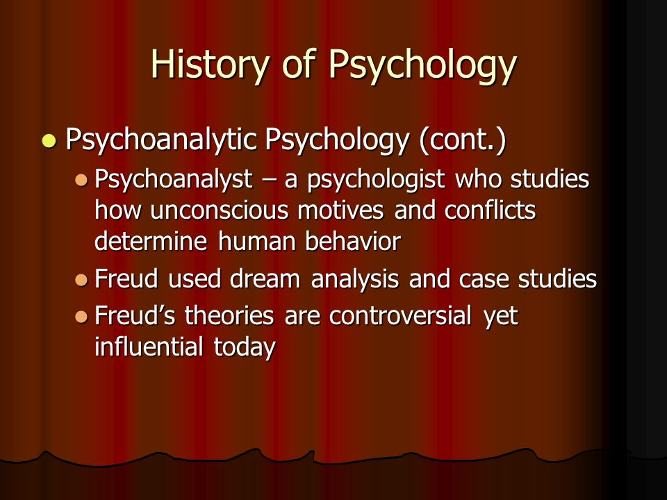 case study psychoanalytic theory Sigmund freud (1856 to 1939) was the founding father of psychoanalysis, a method for treating mental illness and also a theory which explains human behavior.