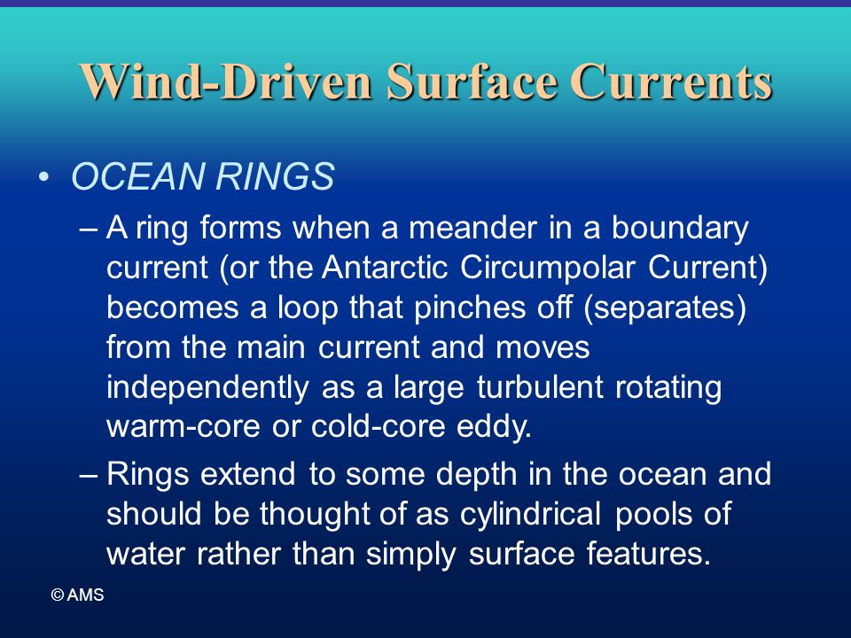 Chapter 6 Ocean Currents - ppt video online download
