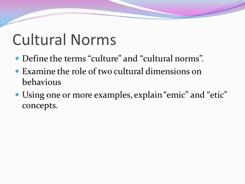 Defining cultural landscape using five terms
