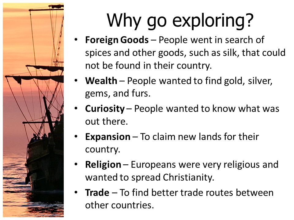 why were the portuguese and other europeans motivated to find new routes to asia Access to commodities such as fabrics, spices, and gold motivated a european quest for a faster means to reach south asia it was this search that led the portuguese down the coast of west africa to sierra leone in 1460 due to several technological and cultural advantages, portugal dominated world.