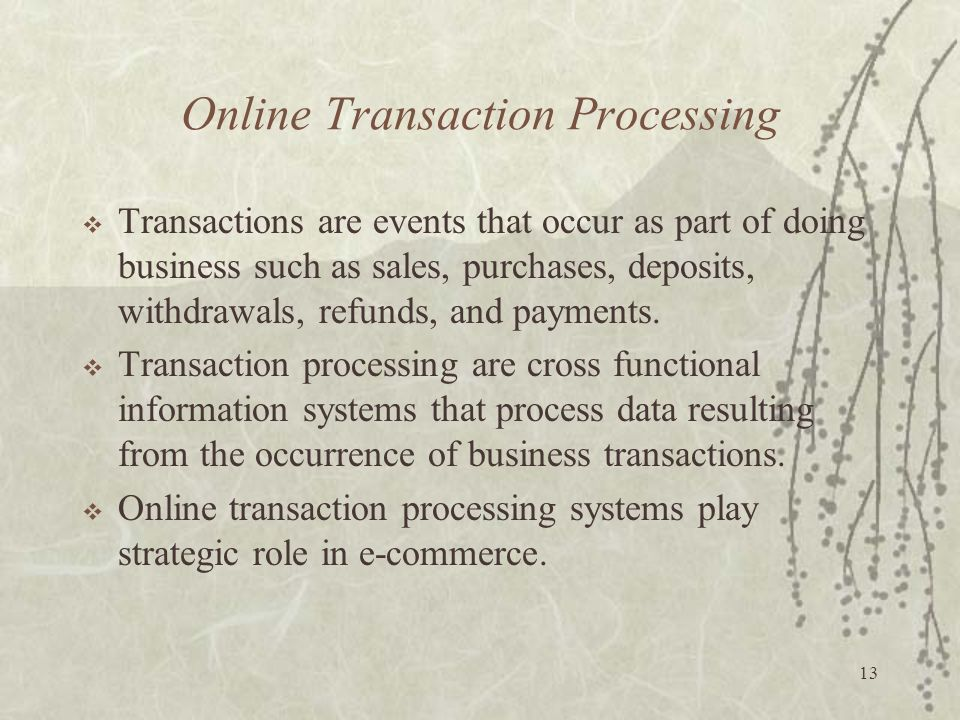 online business transaction Compare business transaction accounts to find low fee accounts with the right features for your business.