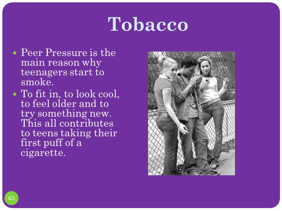 an overview of the dangers of peer pressure in the united states An overview of accreditation of higher  guidelines and procedures for peer review as a condition for  of higher education in the united states overview of .