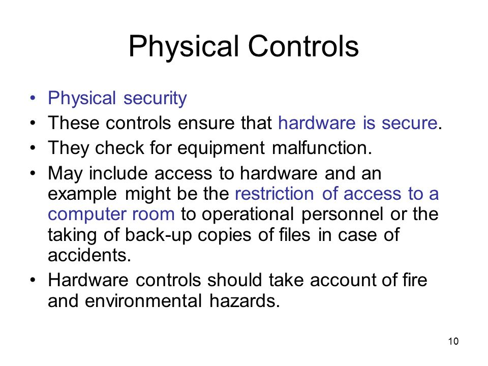 physical access control policy template - lecture 5 part 1 security ppt video online download