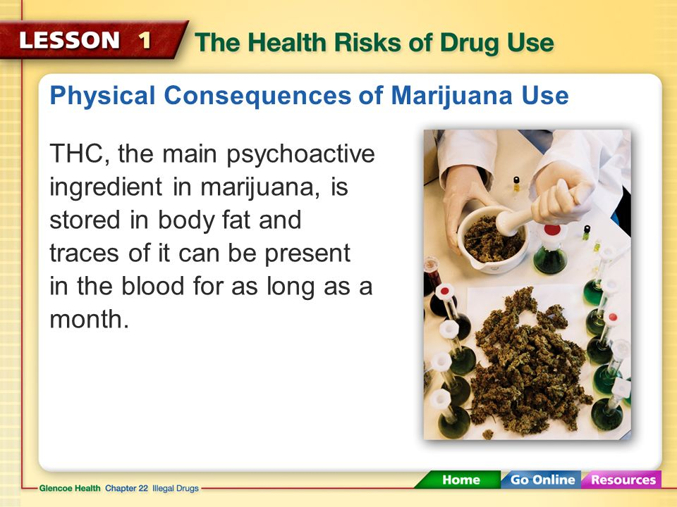 Marijuana: Effects, Medical Uses and Legalization