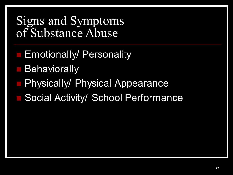 types of abuse signs symptoms and The signs of domestic abuse may not be as clear as you'd think here's a checklist on how to recognize the warning symptoms of psychological and physical abuse.