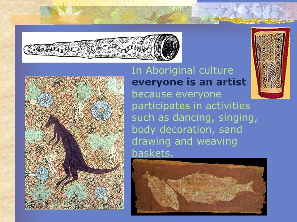 Australian aborigine has anyone studied aboriginal art for Aboriginal body decoration