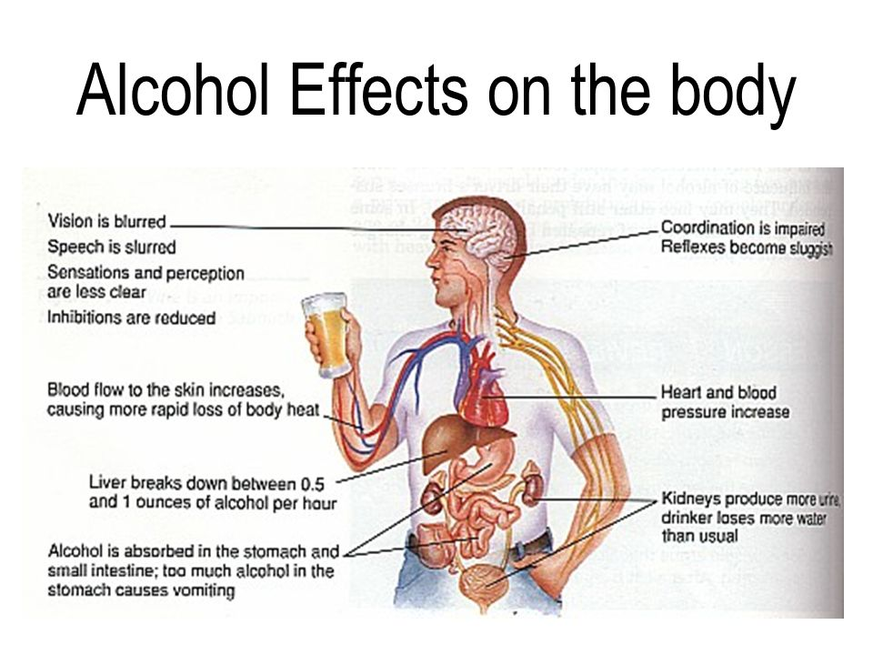 alcohol and effects on the body essay The effects of alcohol on the body alcohol is one of many dangerous substances that effects our bodies the effects of this drug can be very harmful.