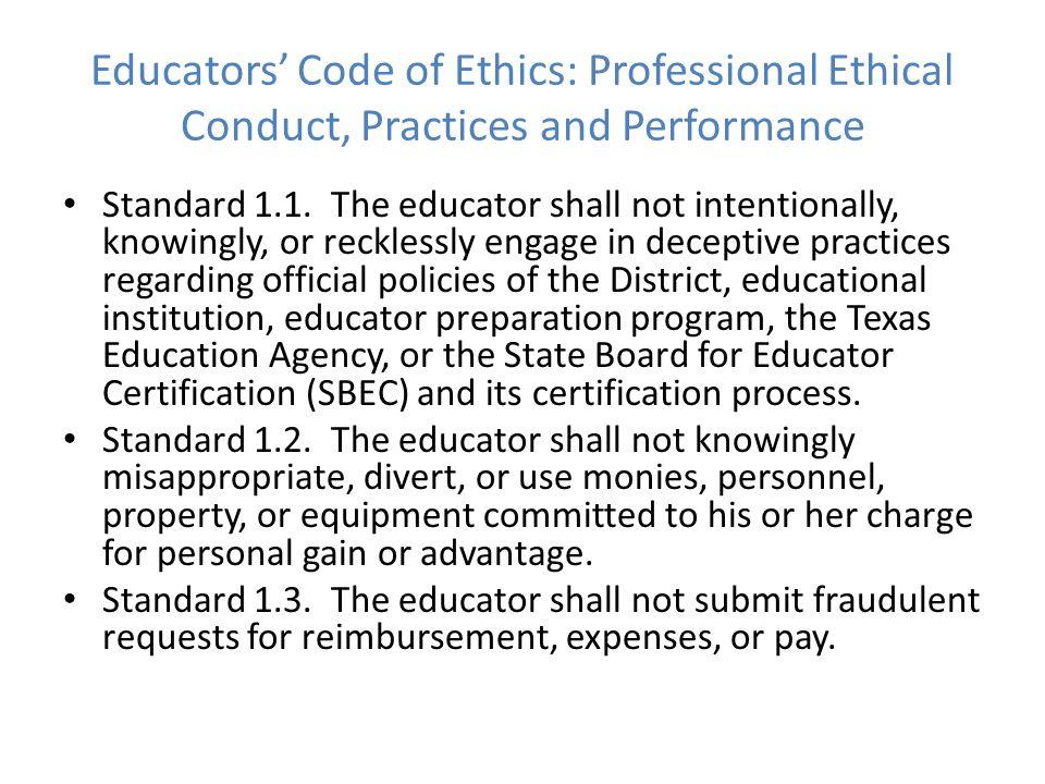 Understanding Your Texas Educator Certification Program Mandegarfo