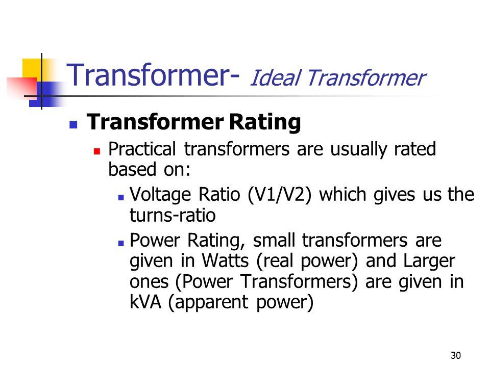 Chapter 4 Transformer Ppt Video Online Download