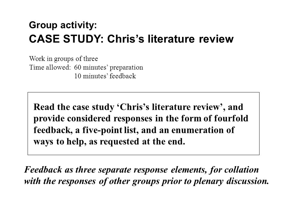 cmc case study and literature review Moj orthopedics & rheumatology radial artery pseudoaneurysm in trapezio-meta-carpal arthroscopy: a case report, a cadaveric study and a systematic review of the literature regarding.