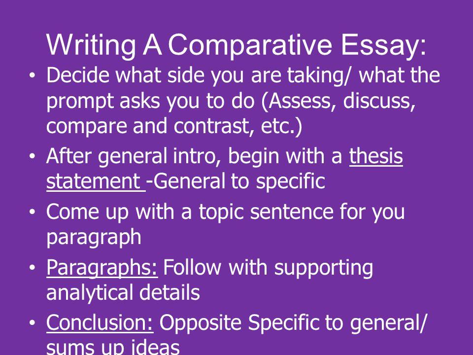 Five Paragraph Essay Outline