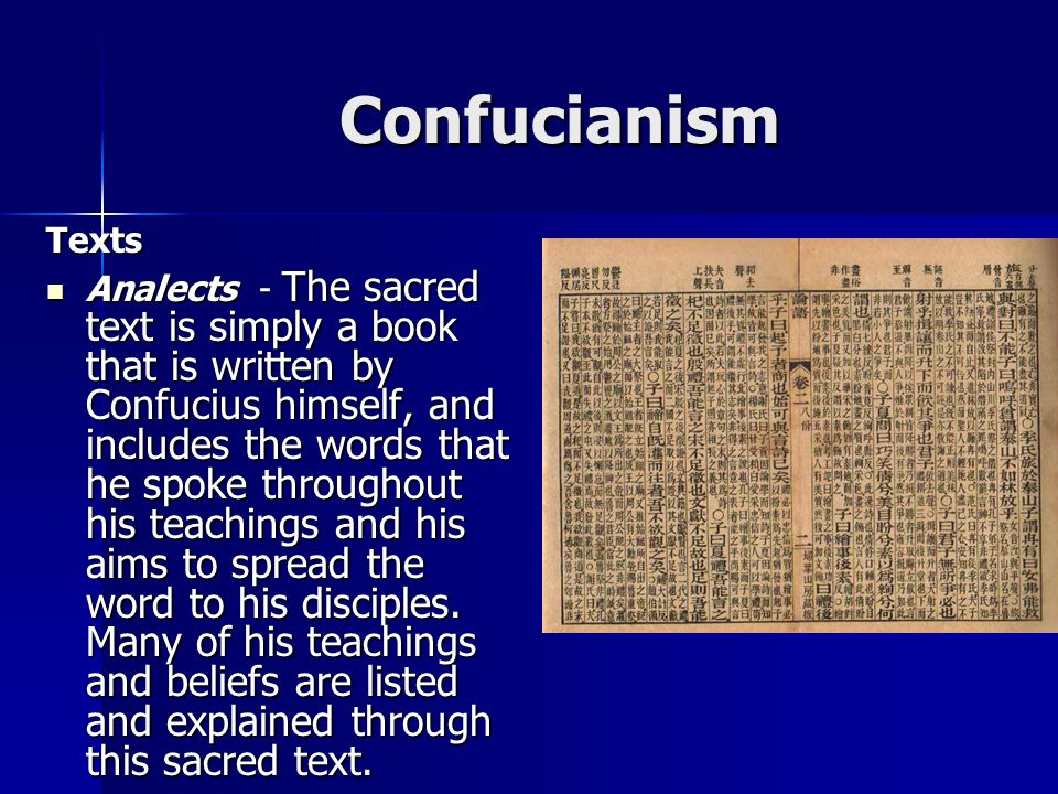 What Are Sacred Texts of the Taoists?