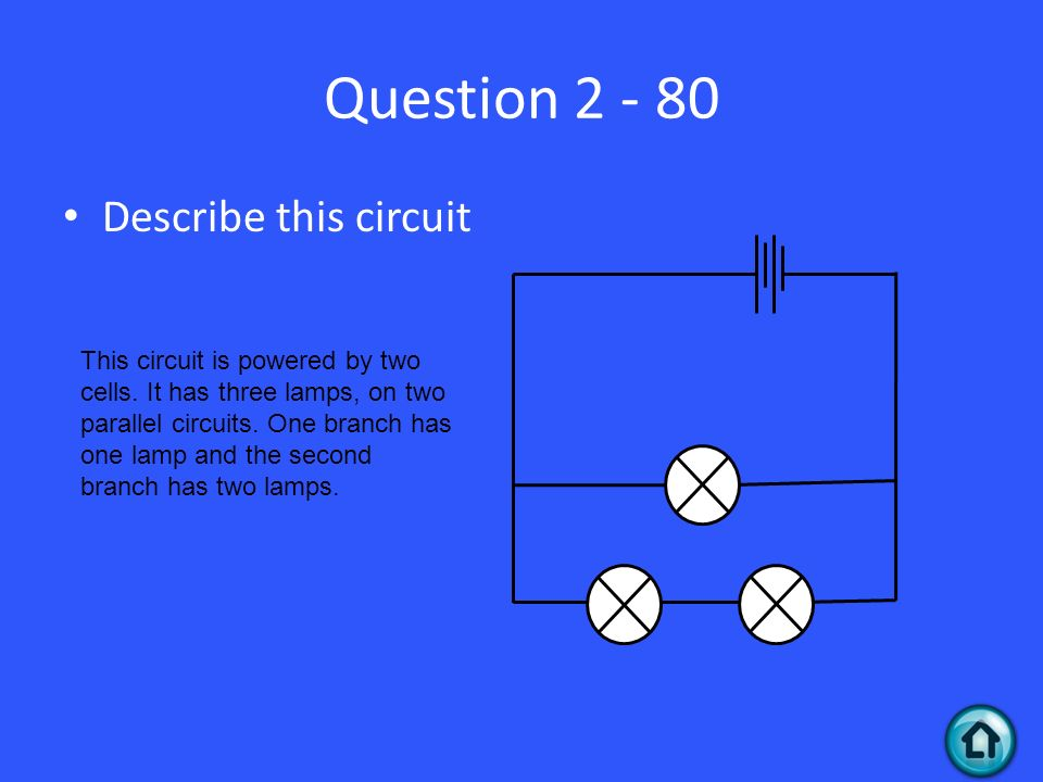 Fancy Describe A Circuit Gift - Schematic Diagram Series Circuit ...