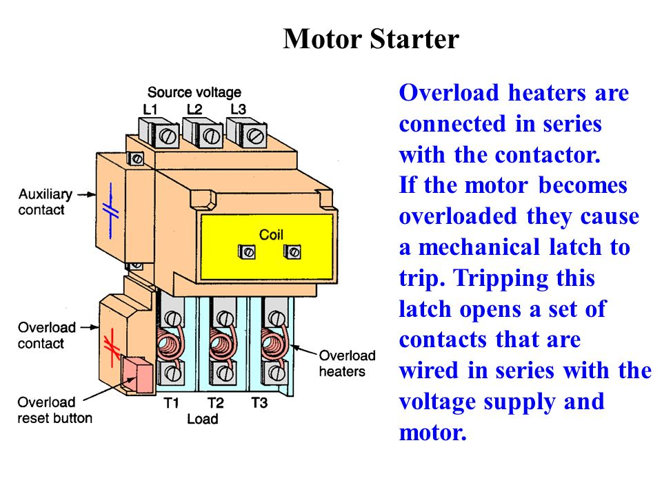 chapter 6 control relays
