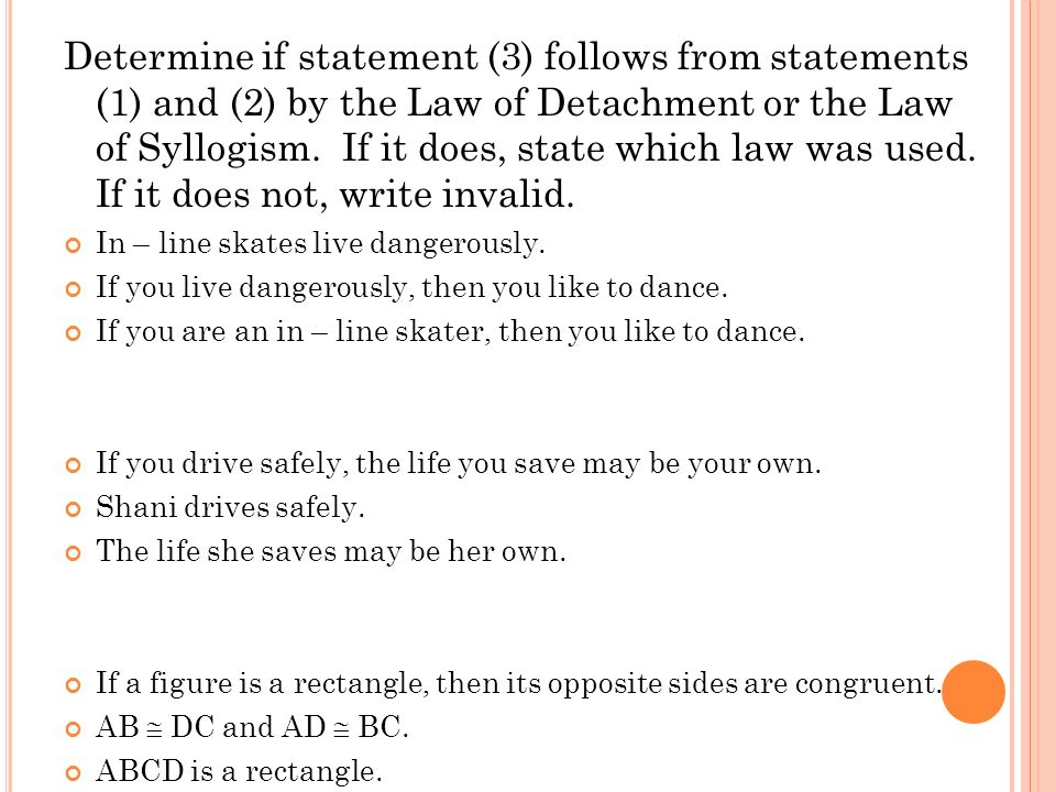 Logic conditional statements worksheets