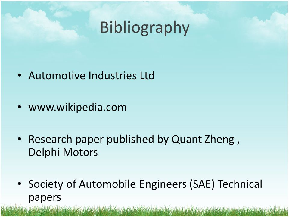 Research papers on camless engines