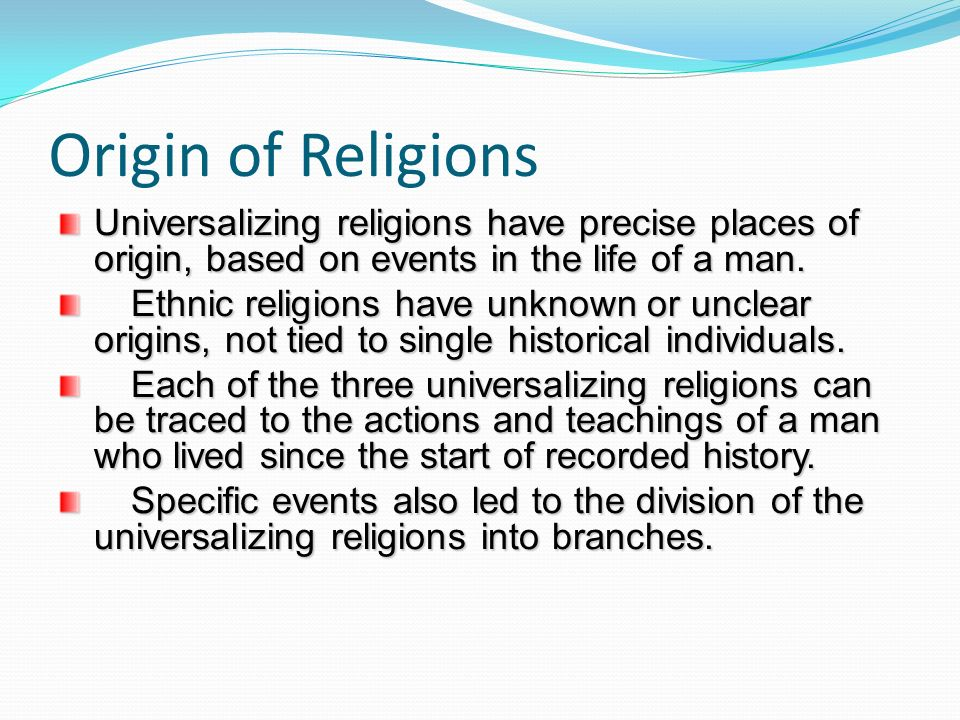 Introduction to Religion - ppt download