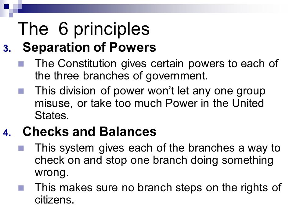 checks and balances of power in us government makes it stable Constitution at 230: separation of powers prevents a  and reserves the remaining power of government to the  and makes their selection contingent on.