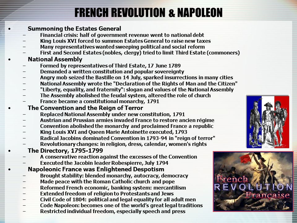enlightened despotism napoleon Emperor napoleon iii forced to abdicate,  intendants, nobles of the robe colbert, economy  enlightened despotism.