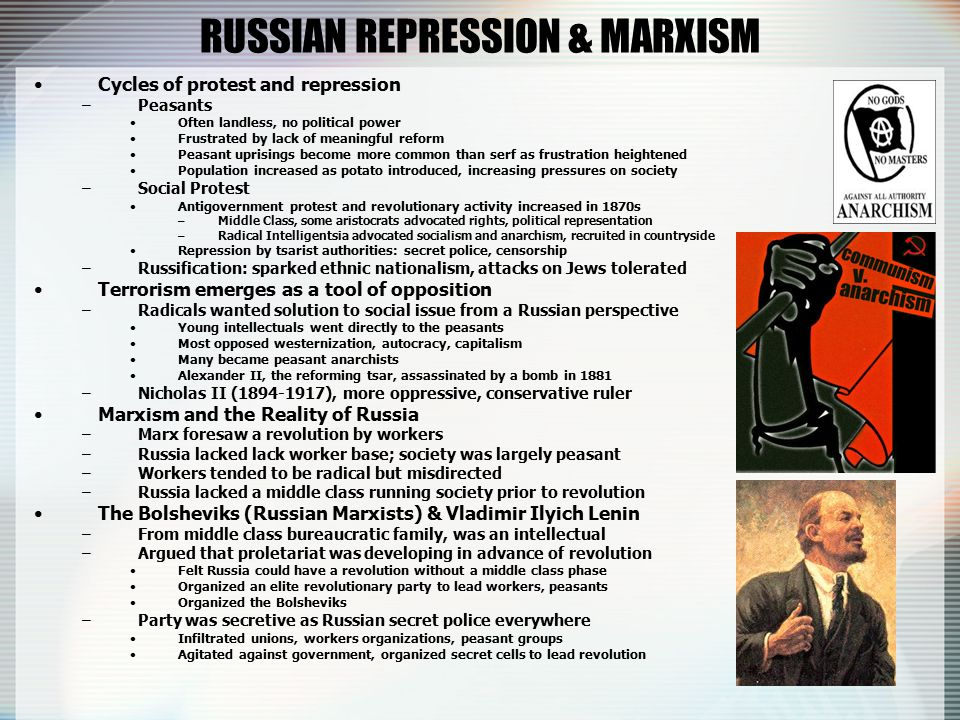 repression in russian leadership essay Open document below is an essay on russian repression from anti essays, your source for research papers, essays, and term paper examples.