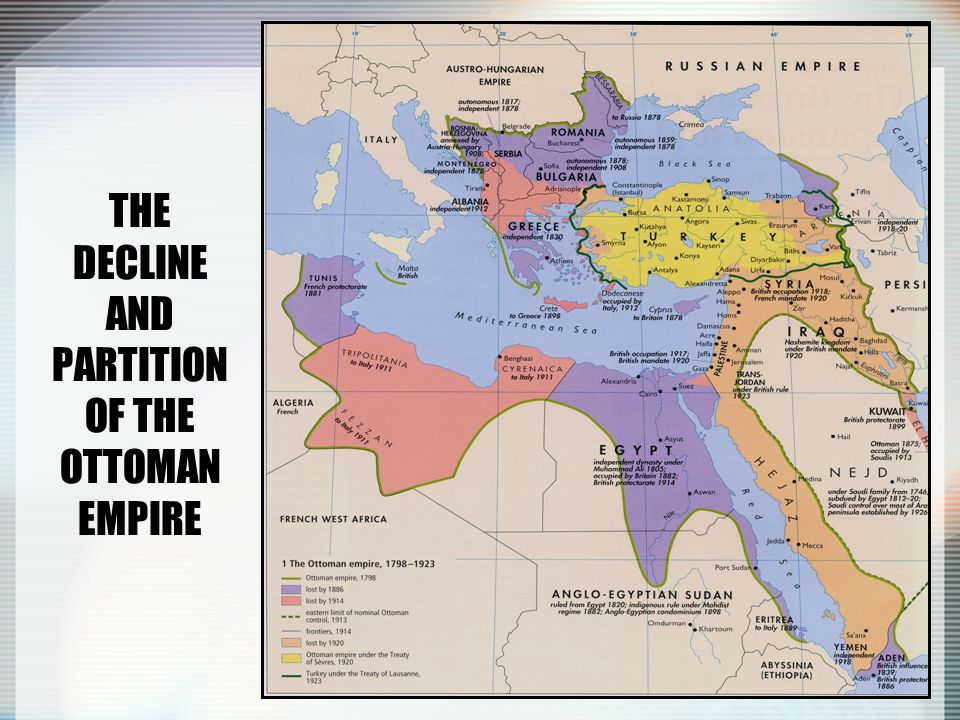 fall of ottoman empire and rise Take the quiz: the rise and fall of the ottoman empire a quiz on the history of the ottoman empire, from its inception to its dissolution.