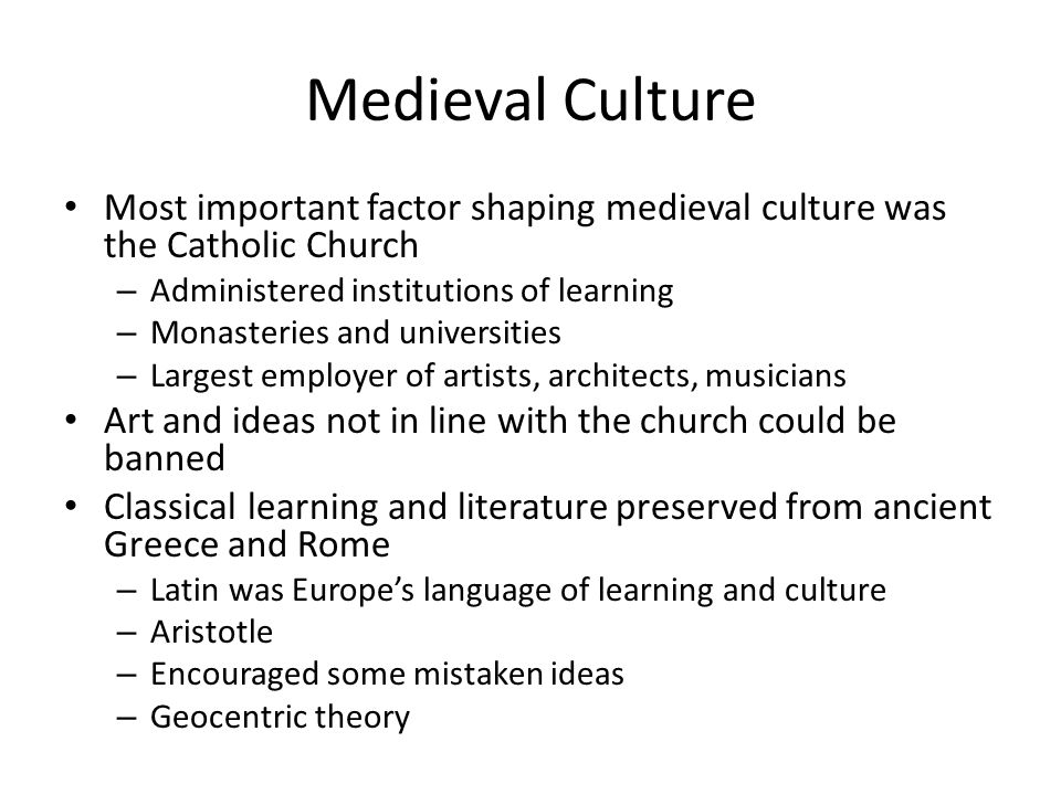factors that led to the rise of medieval european universities Analyze how the growth of the market economy contributed to the decline of medieval europe  ap european history  universities in medieval europe seek to meet.