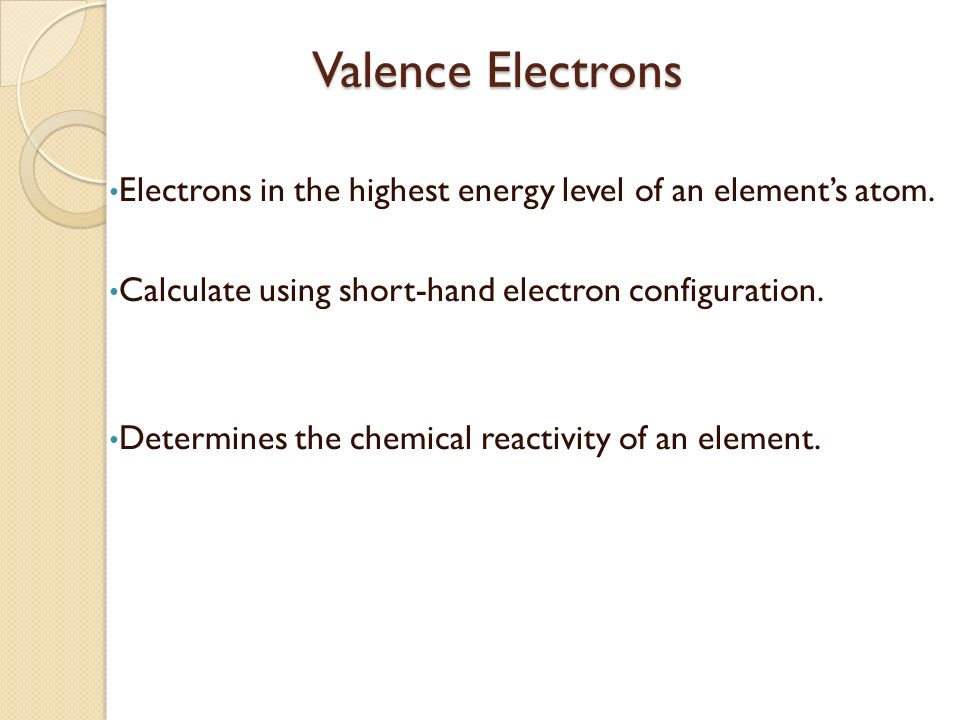 Periodic Table: Bell Ringer - ppt video online download Carbon Electron Configuration