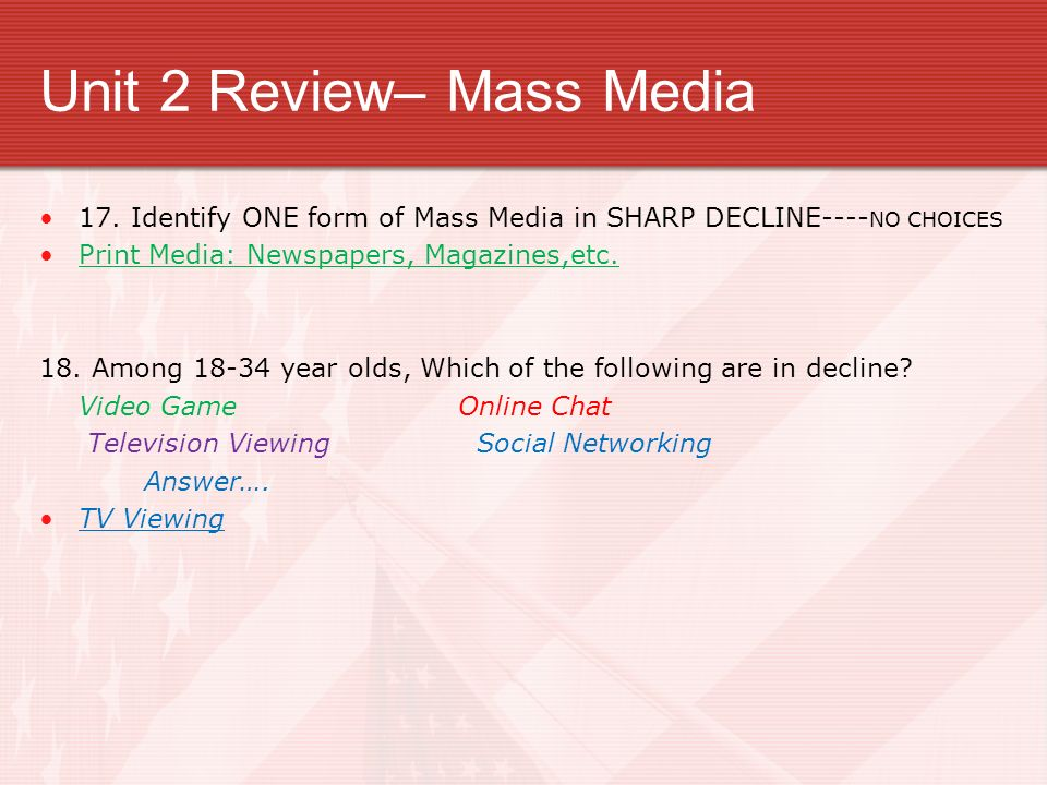 a summary of 'mass media Summary mass communications history is fairly short,  the mass media have been blamed for misleading consumers,  history and development of mass communications.