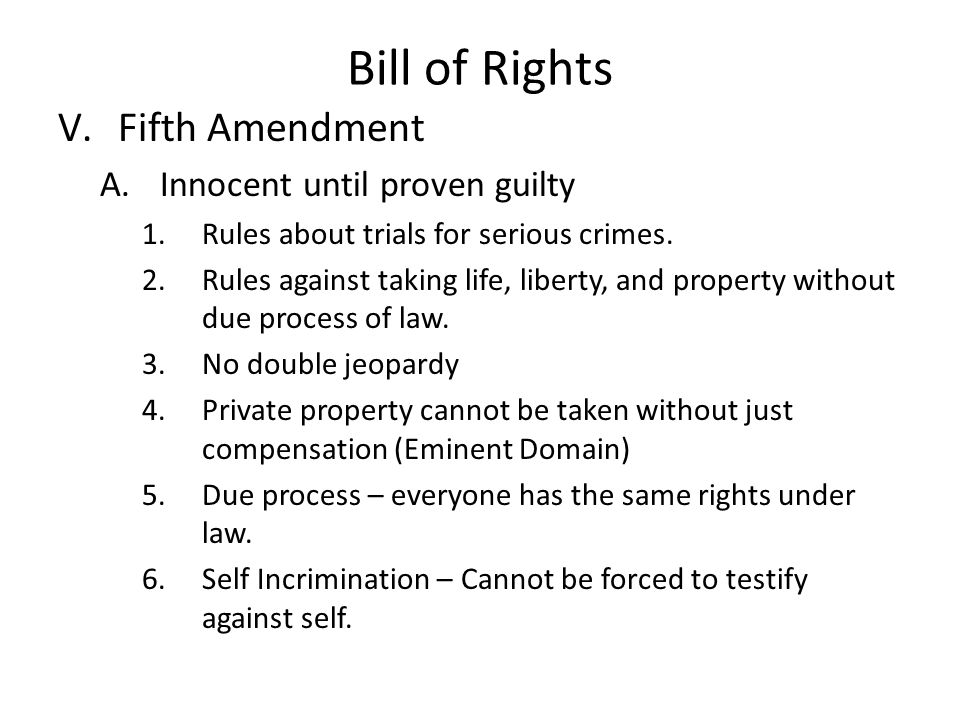 a serious look into the bill of rights I enactment of the english bill of rights the english bill of rights was enacted  by the english parliament and singed into law by king william.