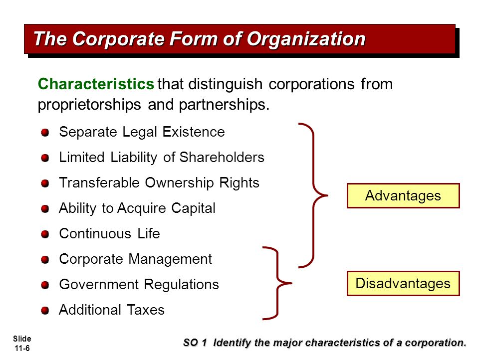 characteristics of formal organizations onbotswana power corporation Important differentiator factor between formal and informal leader is, formal leader is informal power in all project organizations the pm.