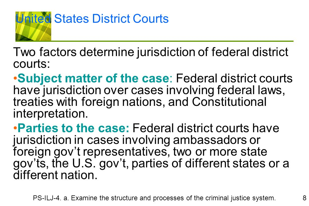the four different courts in our legal system The supreme court is the highest court in the federal system  litigants wishing  to appeal their cases from a state supreme court or from a federal court of  if  four of the nine justices agree to issue a writ, the court will hear the case  the  courts of appeal are divided into twelve different regions, often known as circuits .