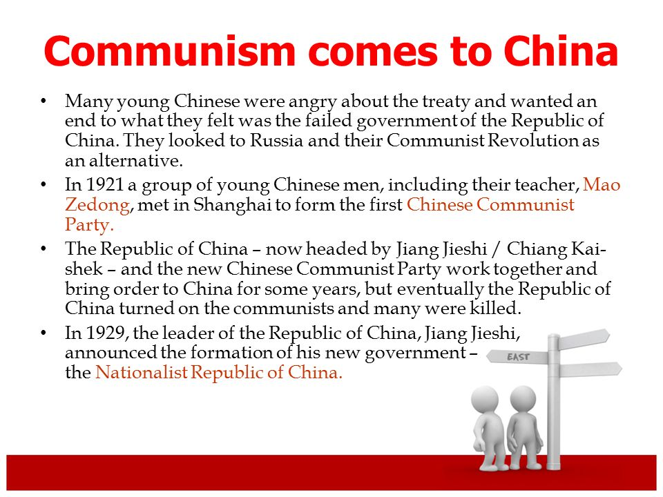 the reasons why russia and china turned to communism