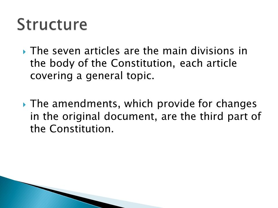 which article of the constitution addresses national supremacy