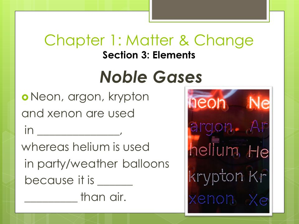Are Neon And Argon Gases At Room Temperature