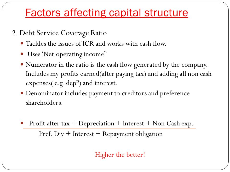 capital structure and profit Capital structure planning, which aims at the maximisation of profits and the  wealth of the shareholders, ensures the maximum value of a firm or the minimum .